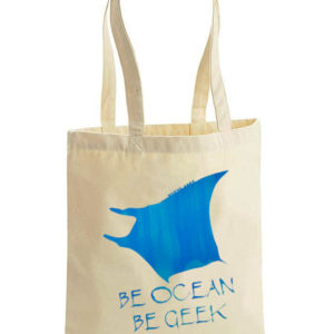 Tote Bag écru Be Manta
