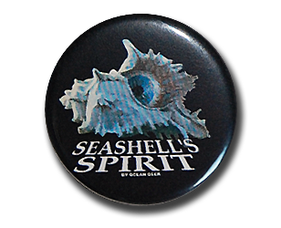 Badge Seashell's Spirit